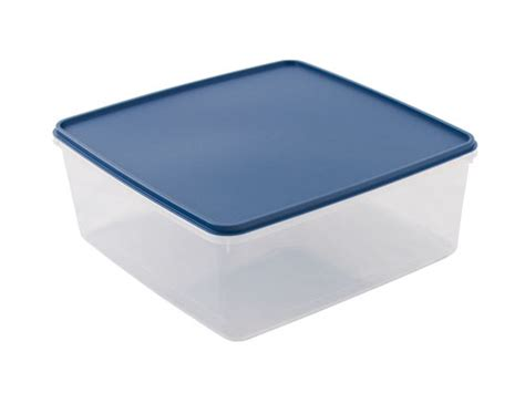 Dispenser Square 16l cake box 12 quot square 16l stowers plastics
