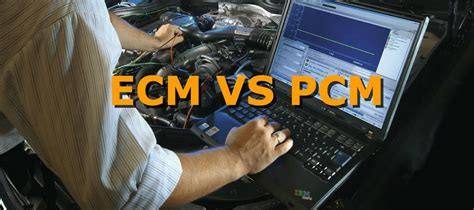 ecm  pcm whats  difference solopcms