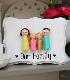 Papercraft Diy - 25 unique family crafts ideas on family