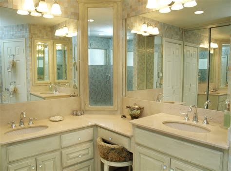 longer vanity   shaped vanity   bathroom decohoms