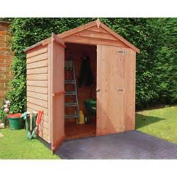 wickes door overlap apex shed 6x4 wickes co uk