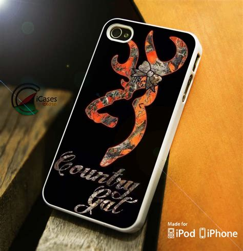 Casingcover Hp Iphone 4 5 5c Iphone 6 Go Wallpaper X3867 browning deer country iphone 4 5 5c 6 from icases store
