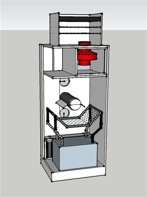 Grow Closet Plans by Building An Ultra Stealthy Grow Cabinet Grow Easy