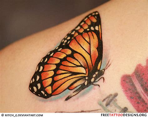 monarch butterfly tattoo designs butterfly gallery