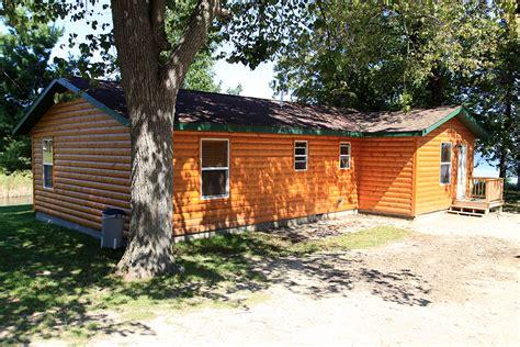 Leech Lake Cabins by Cabin 2 Big Rock Resort Leech Lake Minnesota