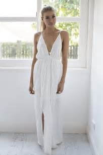 Summer colour amp the white maxi dresses really look elegant amp classy