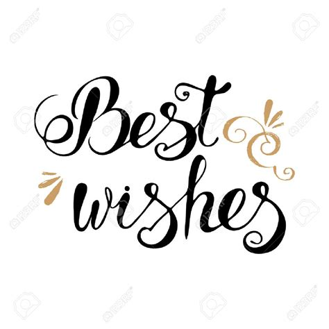 wishing the best best wishes clip free free clipart