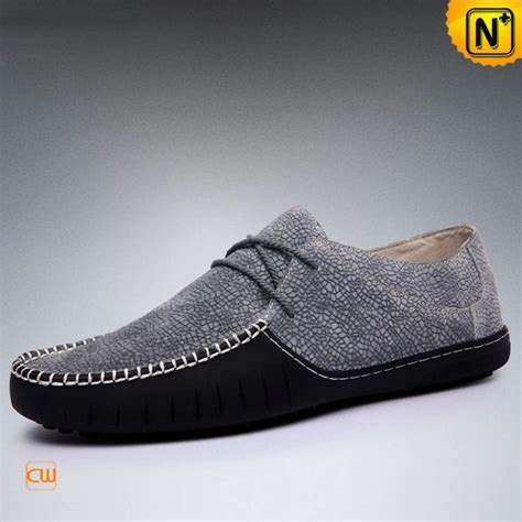 Handmade Driving Shoes - handmade leather driving shoes moccasins cw740103