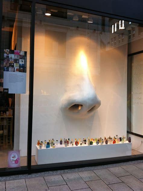 window fixtures window at sahling perfumes poststrasse hamburg visual