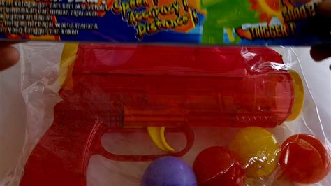 Mainan Pistol Gun Lumba Lumba mainan tembakan pistol bola airball gun made in indonesia