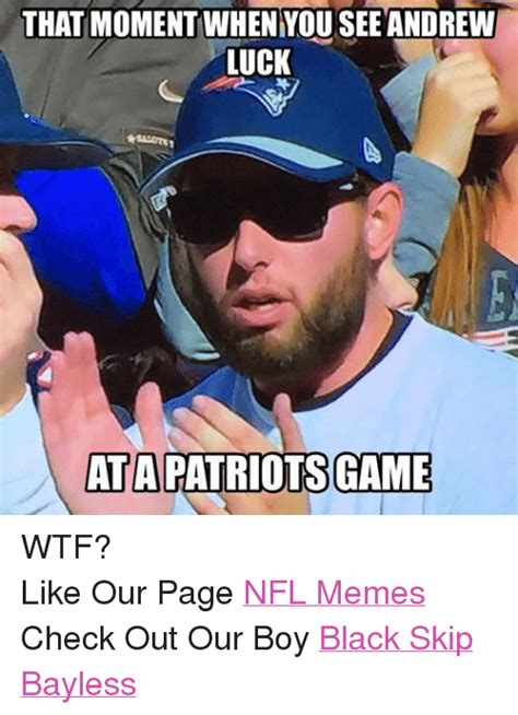 Andrew Luck Memes - funny andrew luck memes and nfl memes of 2016 on sizzle