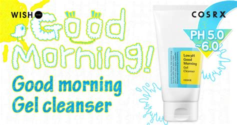 Low Ph Morning Cleanser 150ml cosrx low ph morning gel cleanser 150ml uk seller