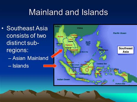 5 themes of geography antarctica physical geography of southeast asia oceania and