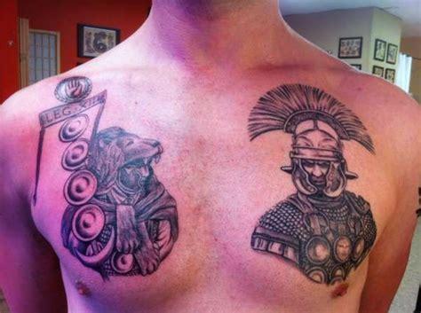 roman legion tattoo designs legion legion