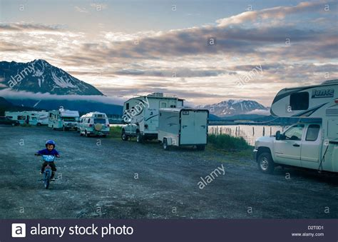 boat trailer rentals in ta florida rv cground stock photos rv cground stock images