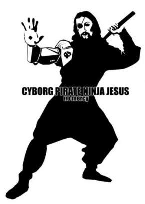 Cyborg Pirate Ninja Jesus | The Jesus Question