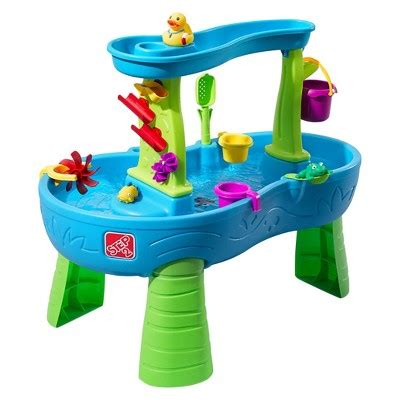 showers splash pond water table step2 showers splash pond water table target