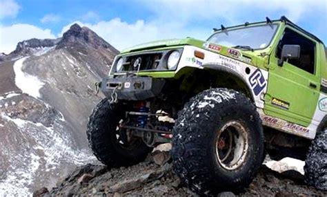 Suzuki Road Autoruote 4x4 Web Magazine Sulla Mobilit 224 4x4 E Sull
