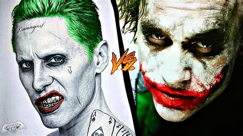 best joker who is the best joker joker vs squad