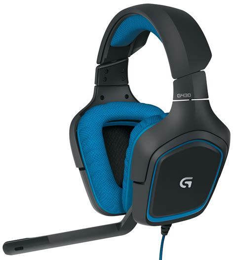 Jual Headset Gaming Logitech by Logitech G430 Surround Sound Gaming Headset Lummyshop