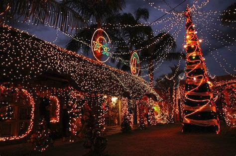 bright lights and festive cheer at danville liggiehuis