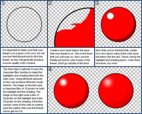 Make Pattern Paint Net   paint net coloring tutorial by kryptid on deviantart