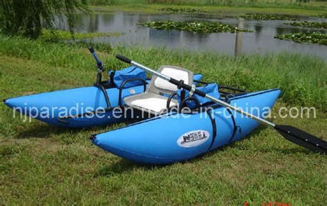 inflatable pontoon boat vs kayak caiaque recreacional infl 225 vel superf 237 cie azul caiaque