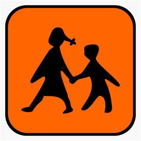 Aufkleber Kinder by Autoaufkleber Sch 252 Lertransport Grundfarbe Orange Mutter