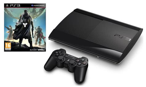 Sony Ps3 Slim 500gb sony cech 4303c ps3 500gb slim console destiny