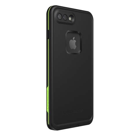 lifeproof fre 360 176 waterproof for iphone 8 plus 7 plus black