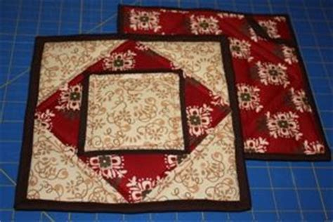 Free Potholder Quilt Patterns by Free Potholder Pattern Part 1 Of 3