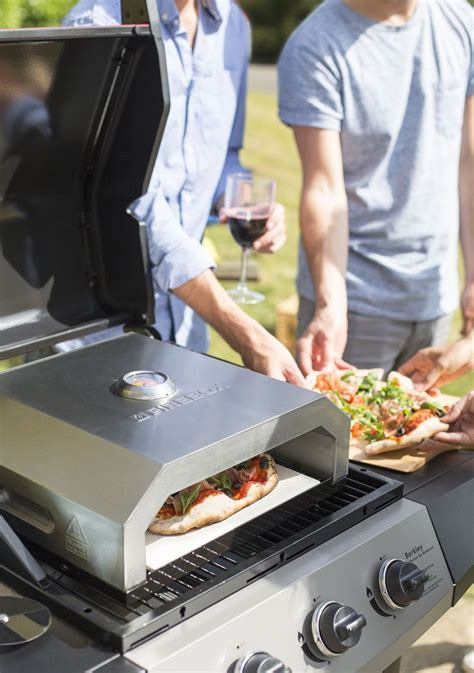 Oven Pizza Gas firebox pizza oven outdoor portable oven baked gas