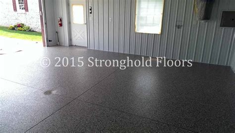 epoxy garage floor in york area