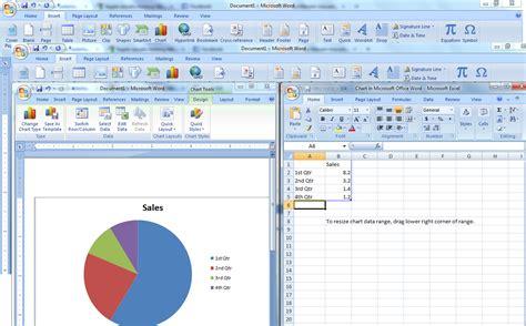 membuat grafik di microsoft excel 2007 cara membuat pie chart di excel 2007 create an exploding