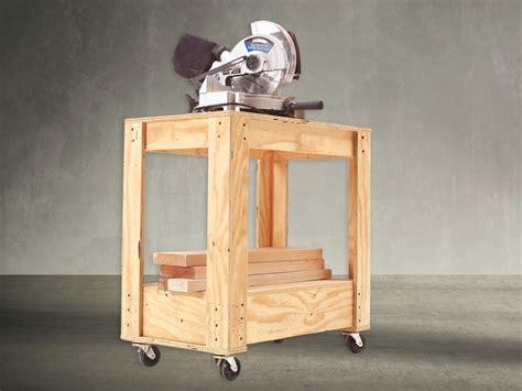 mobile work bench build a mobile workbench australian handyman magazine