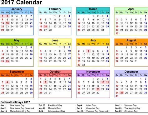 Calendar 2019 With Holidays South Africa تقویم 2017 دانلود تقویم 2017 میلادی به همراه مناسبت ها