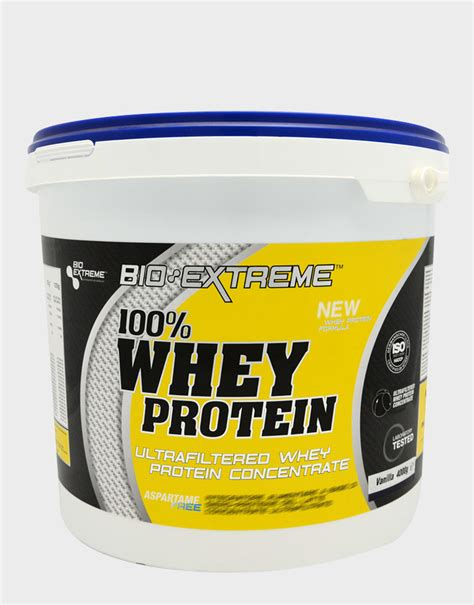 Bio Protein 100 Whey Protein By Bio 4000 Grams