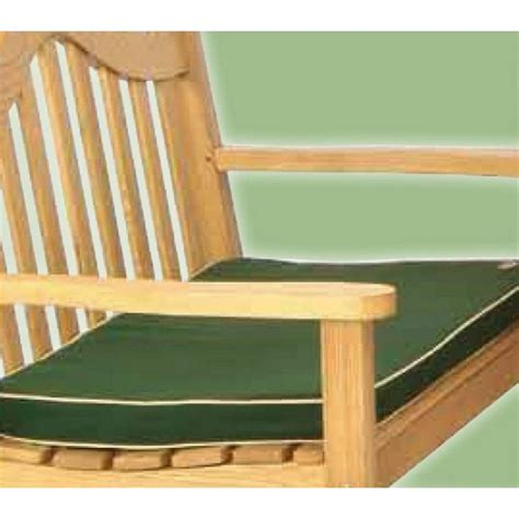 3 seater bench cushion lifestyle 3 seater green bench pad cushion the furniture