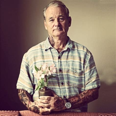 bill murray tattoo 28 photos re imagined with tattoos 171 the