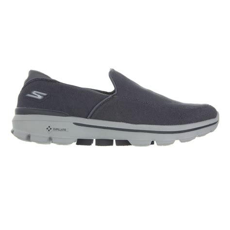 mens skechers go walk 3 athletic walking shoes ebay