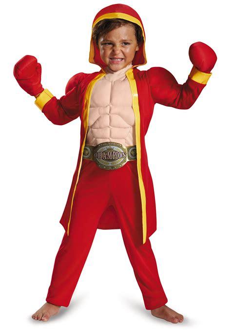 boxer costume toddler boxer costume
