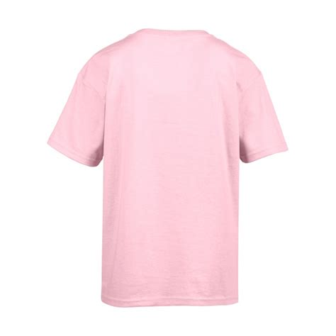 Gildan Softstyle Light Pink by Gb64000 Softstyle Youth T Shirt Light Pink Gildan