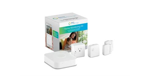 smartthings review build your smart home hub plus sensors