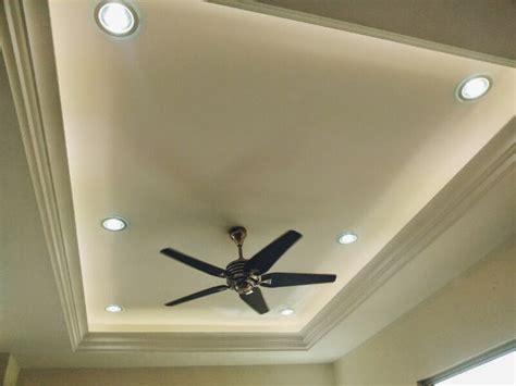 Lu Downlight Ruang Tamu simplicity is tentang plaster ceilling