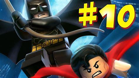 tutorial lego batman wii lego batman 2 dc super heroes walkthrough part 10 hd