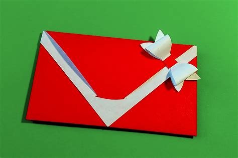 Money Envelope Origami - origami money envelope ideas for gifts and gift wrapping