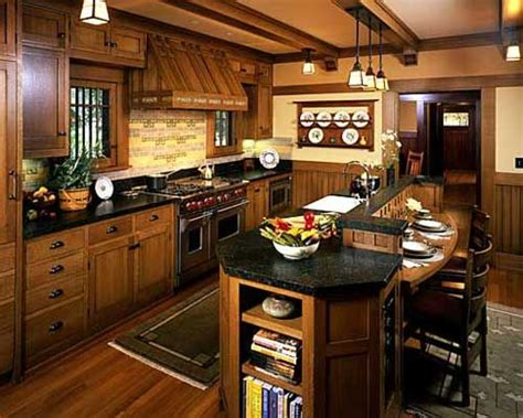 visual warmth craftsman kitchen pendant lighting kitchen