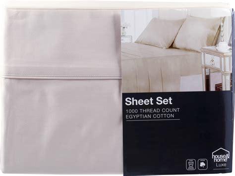 big  house  home tc egyptian cotton sheet set