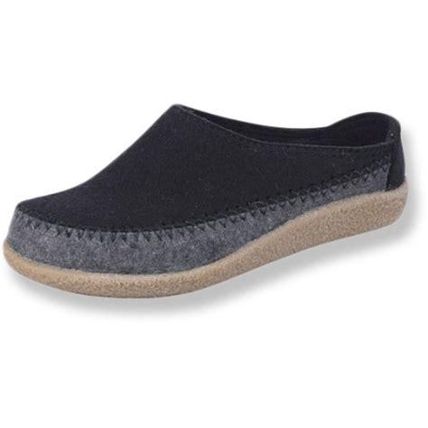 mens haflinger slippers haflinger fletcher slippers s rei