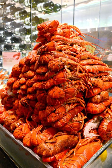 casino with lobster buffet lobsters at lobster buffet yamm lobster recipes